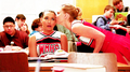 Brittana in Saturday Night Glee-ver