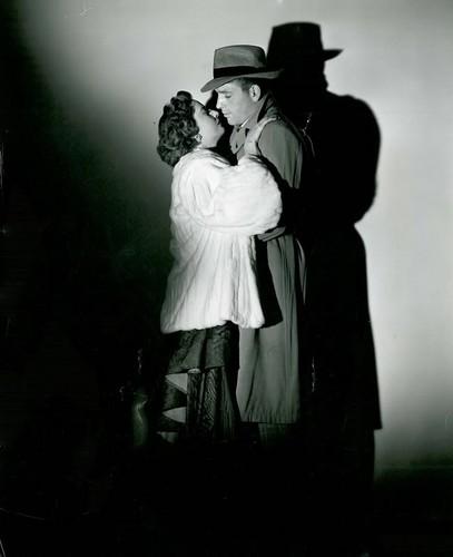 Burt Lancaster & Barbara Stanwyck