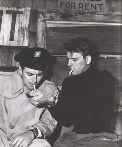 Burt Lancaster & John Bromfield