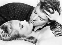 Burt Lancaster & Liz Scott