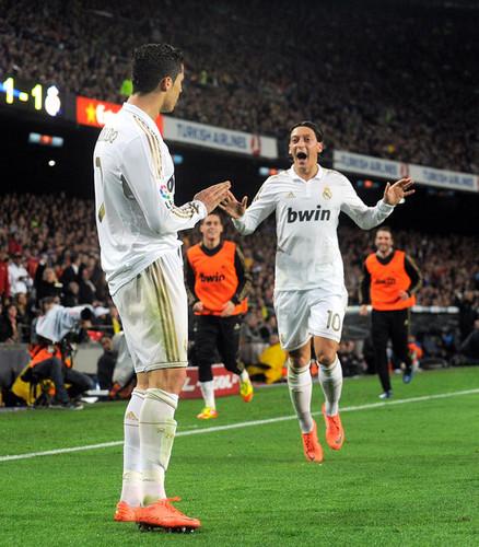 C. Ronaldo (Barcelona - Real Madrid)