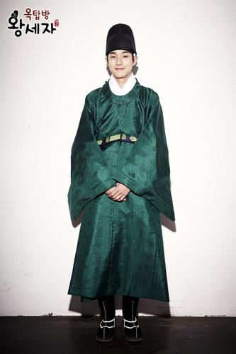 CHOI WOO SIK as Do Chi San
