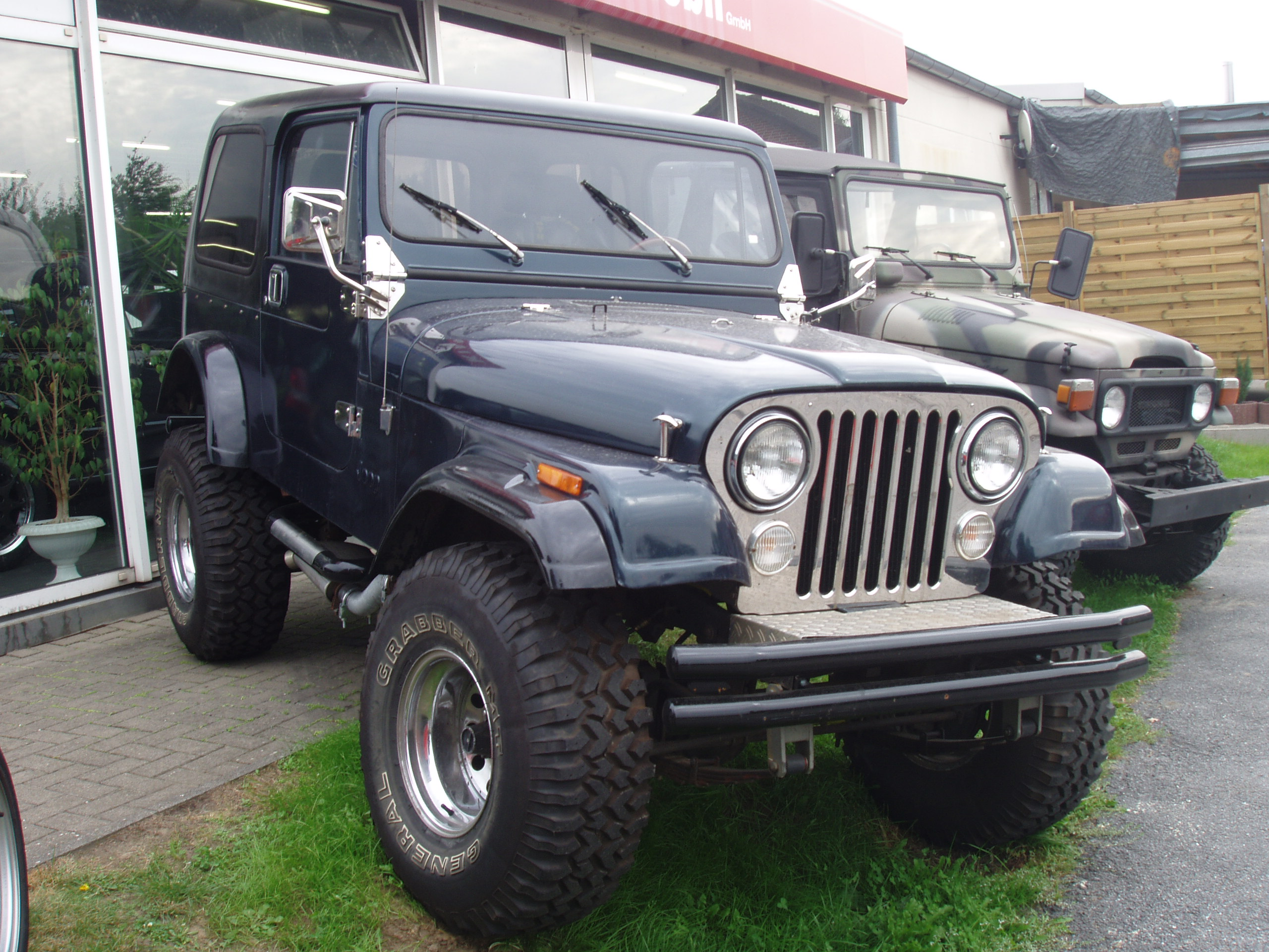 cj7s jeep photo 30594843 fanpop