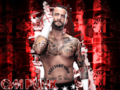 CM Punk Best In The World karatasi la kupamba ukuta