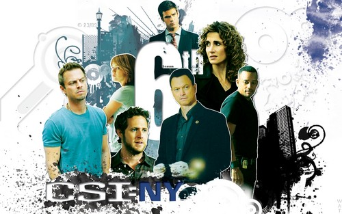 CSI:NY wallpaper possibly containing a sign entitled CSINewYork