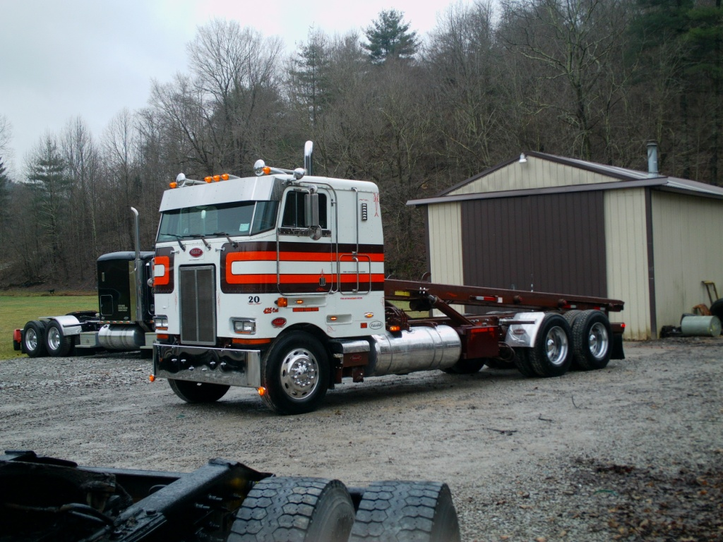 Peterbilt Cabovers - Truckers Images Cabover Petes Hd Wallpaper And Background Photos - Peterbilt Cabovers