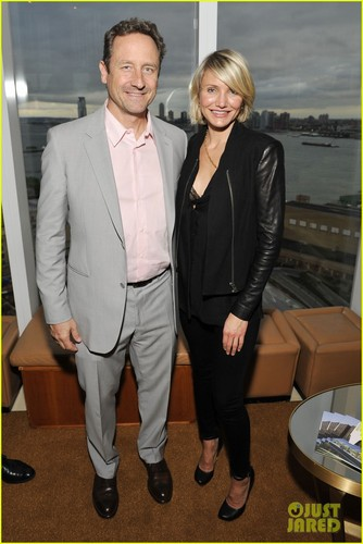 Cameron Diaz: New York Sun Works Benefit
