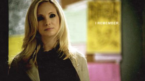 Caroline Forbes <3