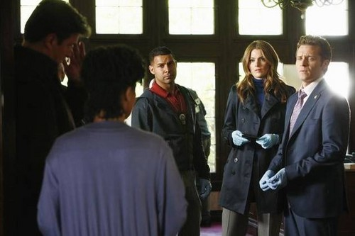 "kastil, castle - ""Always"" - Spoiler foto"