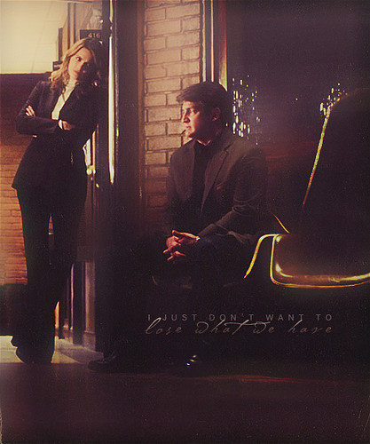 Caskett wallpaper containing a concert, a business suit, and a pianist titled Castle/Beckett