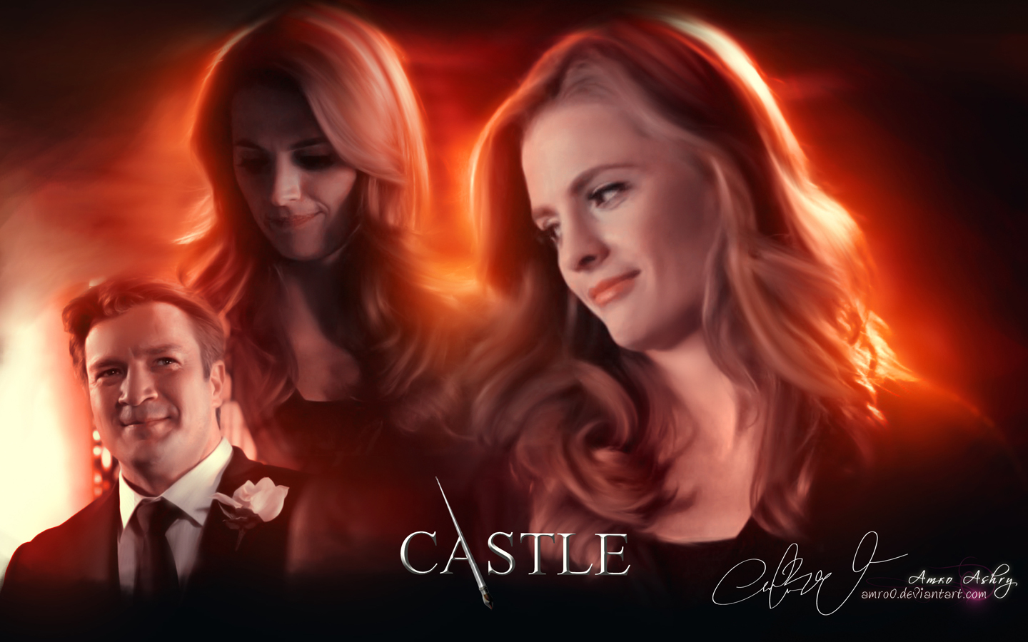 Castle Castle Tv Show Wallpaper: yousearch.co/images/castle+(tv+series)