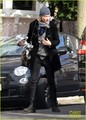 Cate Blanchett: Bundling Up in Britain - cate-blanchett photo