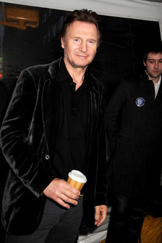 Celebs at the 'Wrath of the Titans' Premiere - liam-neeson Photo