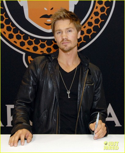 Chad Michael Murray: Chicago Comic & Entertainment Expo!
