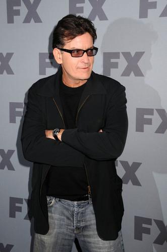 Charlie Sheen (2012)
