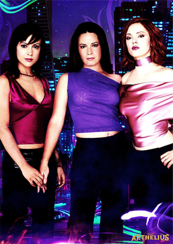 Charmed wallpaper possibly containing a concert entitled Charmed Fan Art