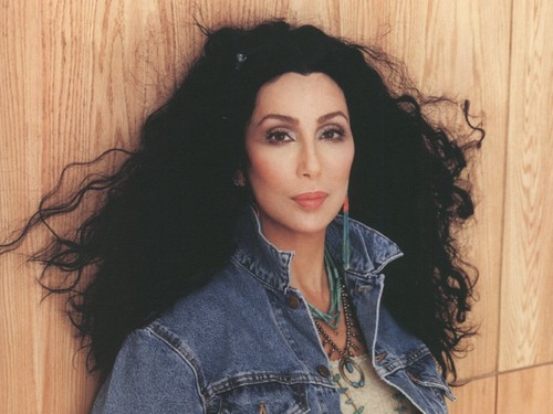 Cher پیپر وال possibly containing a portrait called Cher