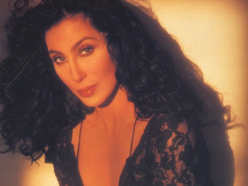 Cher দেওয়ালপত্র probably with a portrait called Cher