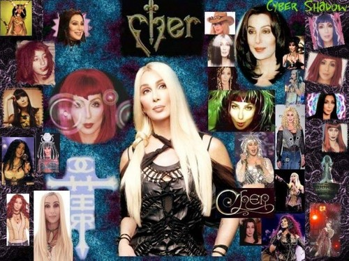 Cher দেওয়ালপত্র probably with a portrait titled Cher