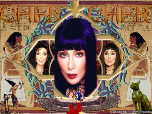 Cher پیپر وال called Cher