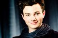 Chris Colfer poses for a portrait in New York, Saturday, April 21, 2012