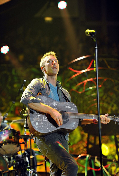 Coldplay the