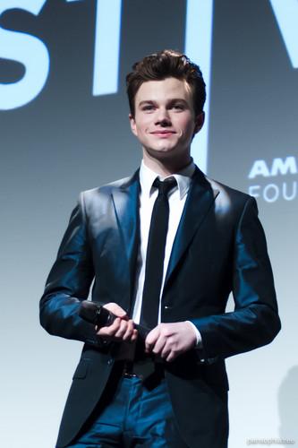 Chris at Tribeca Film Festival