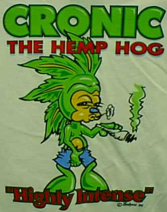 Chronic the hemphog