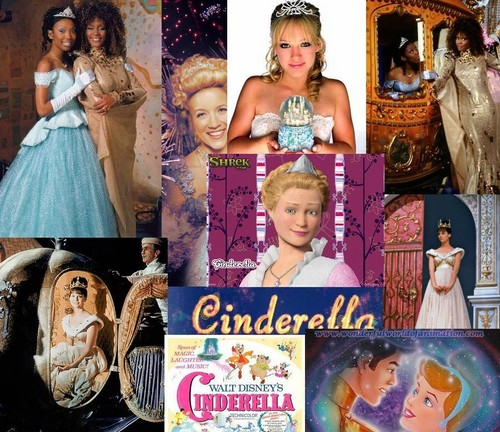 Cinderella's Collage