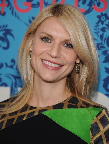 Claire Danes at the HBO & Cinema Society Host The NY Premiere Of HBO's 'Girls'