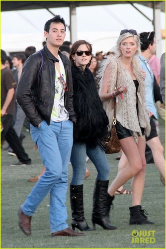 Coachella Music Festival - April 14, 2012