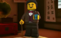 Cole's father - ninjago photo