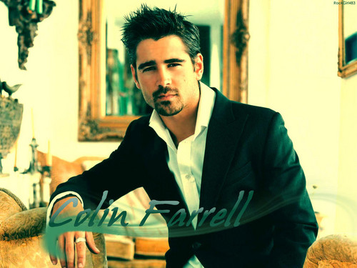 Colin Farrell wallpaper possibly containing a business suit called ColinFarrell