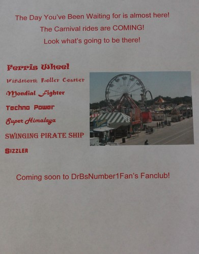 Come to my Carnival!