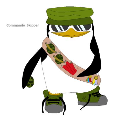 Commando Skipper