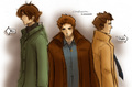 Confusion - dean-castiel-and-sam fan art
