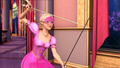 Cori fighting with two swords, OMK! - barbie-and-the-three-musketeers photo