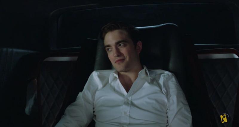 """Cosmopolis"""" Trailer Screencaps"""