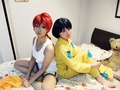 Cosplay _ Ranma-chan and Akane Tendo