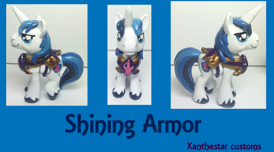 Custon Shining Armor