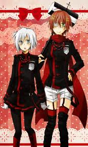 Anime wallpaper entitled D.Gray-Man