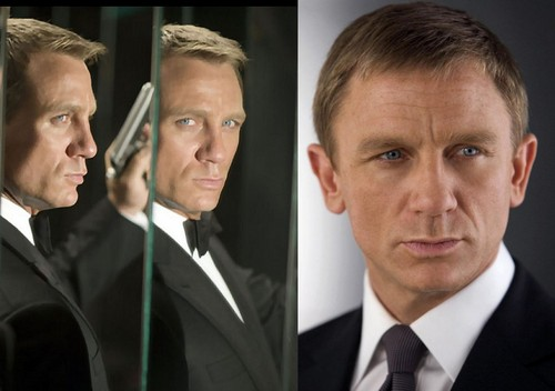 Daniel Craig Hintergrund containing a business suit called Daniel Craig Walls