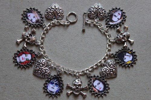 Dark Shadows Johnny Depp bracelet