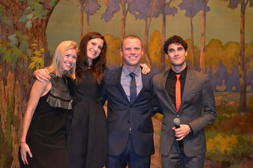 Darren Criss at the ACT Gala
