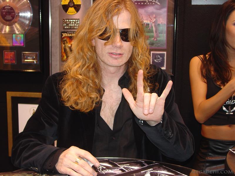 Dave Mustaine Dave Mustaine Dave Mustaine