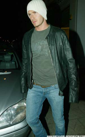 David Beckham Casual Wear  - david-beckham Photo