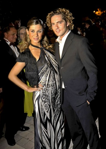 David Bisbal & Elena Tablada