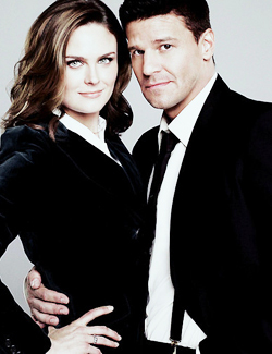 David Boreanaz wallpaper with a business suit, a suit, and a well dressed person titled David & Emily <3