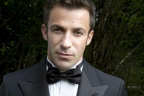 Del Piero Vanity Fair 2012