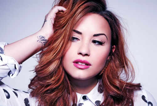 Demi Lovato wallpaper with a portrait called Demi - Photoshoots - M Hayman 2012